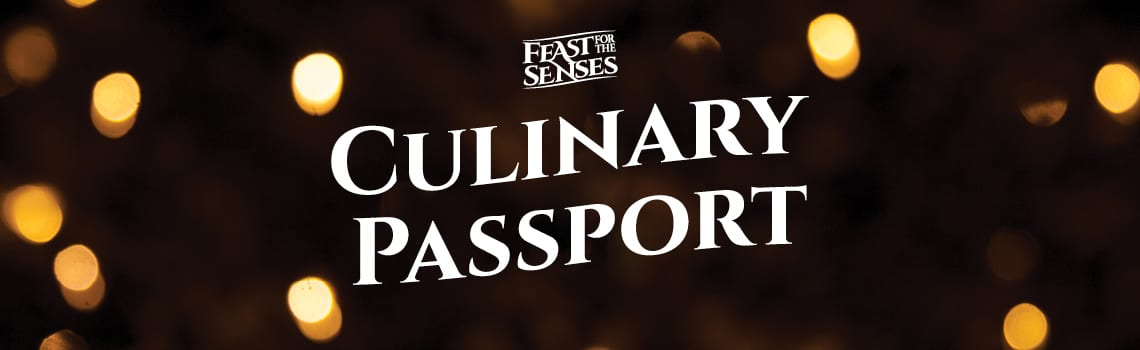 Feast for the senses - Online Elements - Headers4