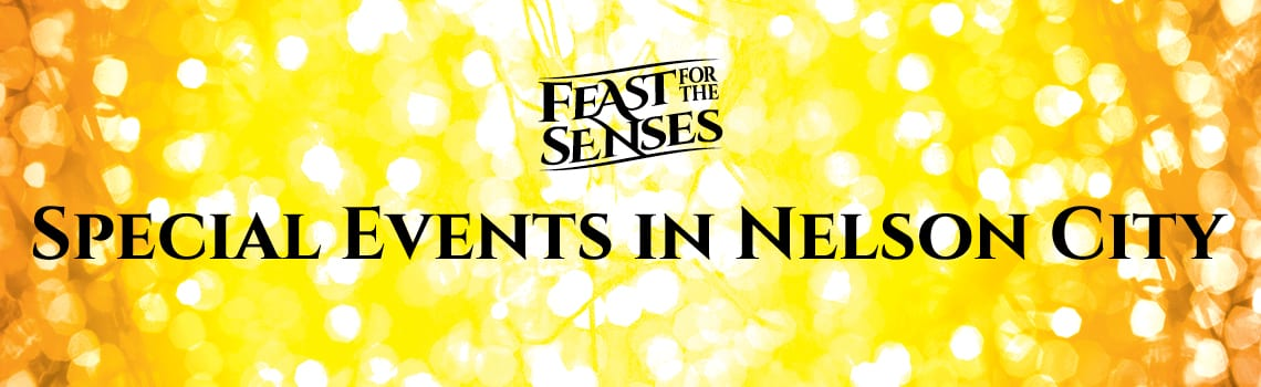 Feast for the senses - Online Elements - Headers6